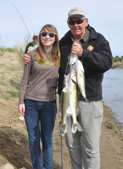 Walleye Fishing with Guide, Billy Jack Miller